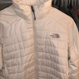 The North Face woman's puff jacket